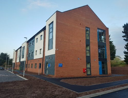 Bridgwater & Taunton College, Cannington Campus Student accommodation