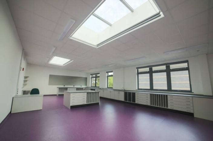 Carpentry Contractors Somerset Bristol Exeter Taunton Healthfield School 1 Taunton