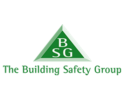 BSG building safety group logo