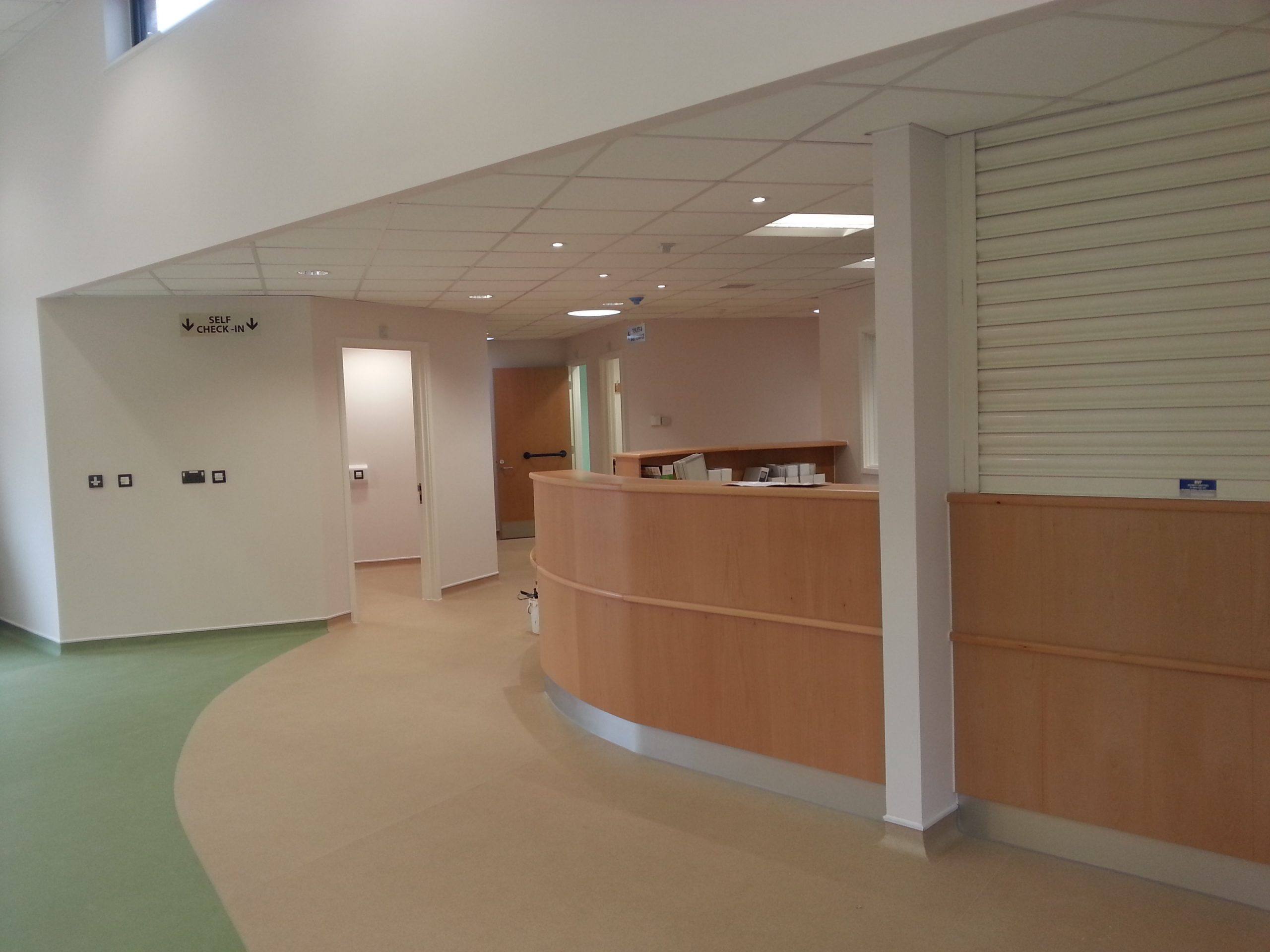 Carpentry Contractors Somerset Bristol Exeter Taunton Lister Surgery 1 Wiviliscombe scaled