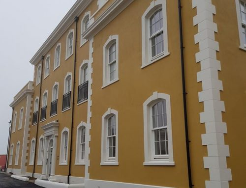Vickery Court, Poundbury 3.20 & 3.21 Sectors