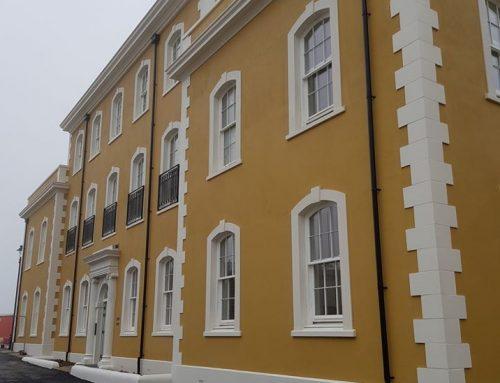 Vickery Court, Poundbury 3.20 & 3.21 Sectors
