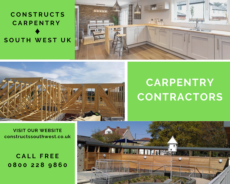 Contract Carpenters Bristol Contracting Carpentry Specialists Exeter Somerset and South West UK