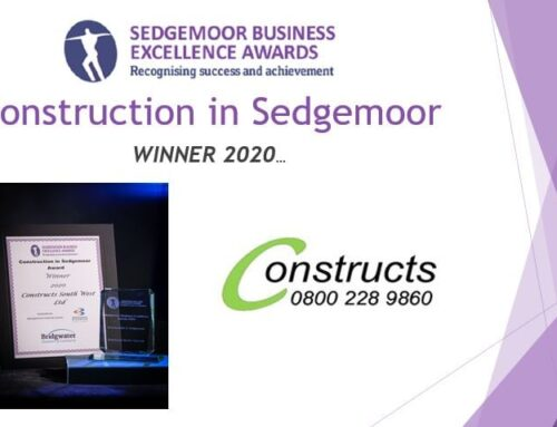 Carpentry Contractors – Sedgemoor Business Excellence Awards