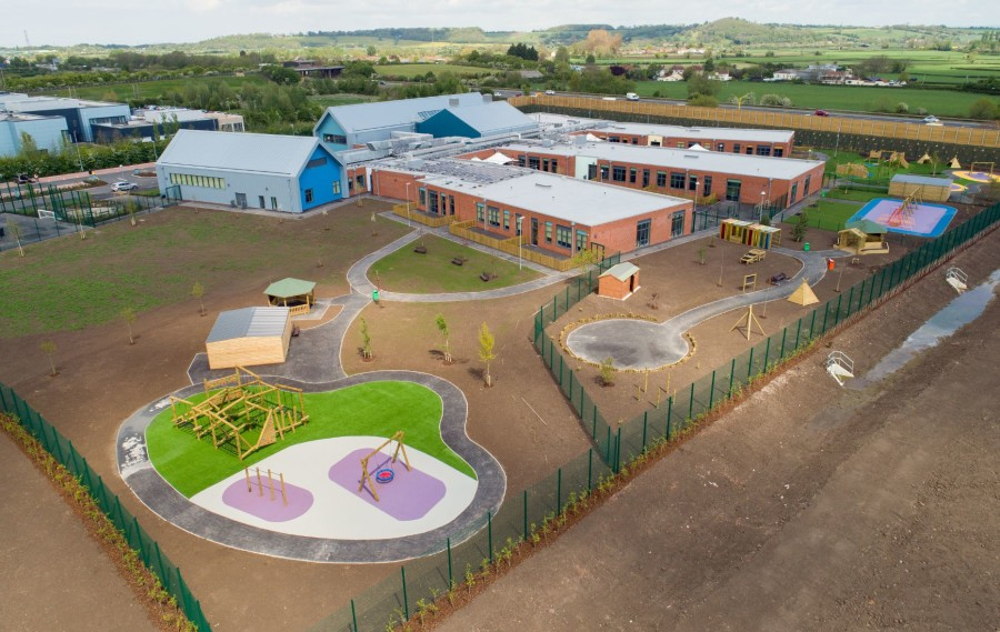 Bespoke Joinery Carpenters Somerset Carpentry Contractors Commercial Bridgwater Willmot Dixon Polden School