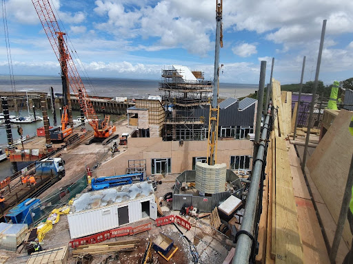 East Quay Watchet Carpenters Bristol Carpentry Contractors Exeter Joiners Commercial Company SubContractors Midas Group Residential Homes